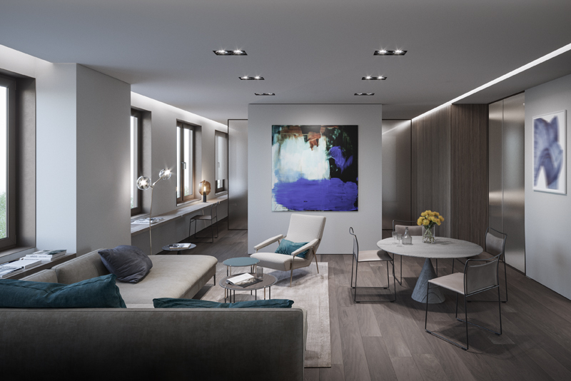 bienenstein concepts projects residential vienna parkring TOPH living preview