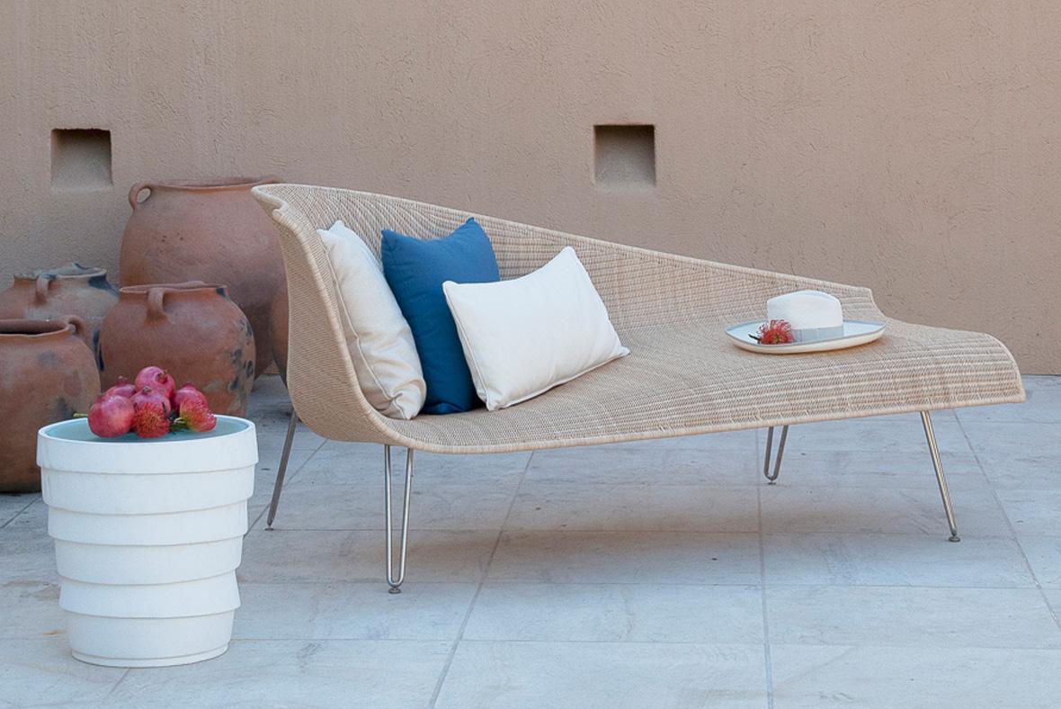 Bienenstein Concepts Projects Furniture Janus Et Cie Fibonacci Collection  Avanda Remcamier Fonda Table