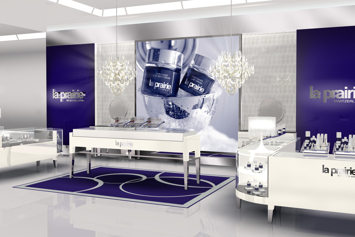 bienenstein concepts projects concepts laprairie skincare