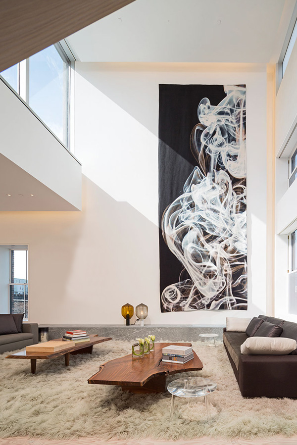 bienenstein concepts projects residential soho loft nyc livingroom 1