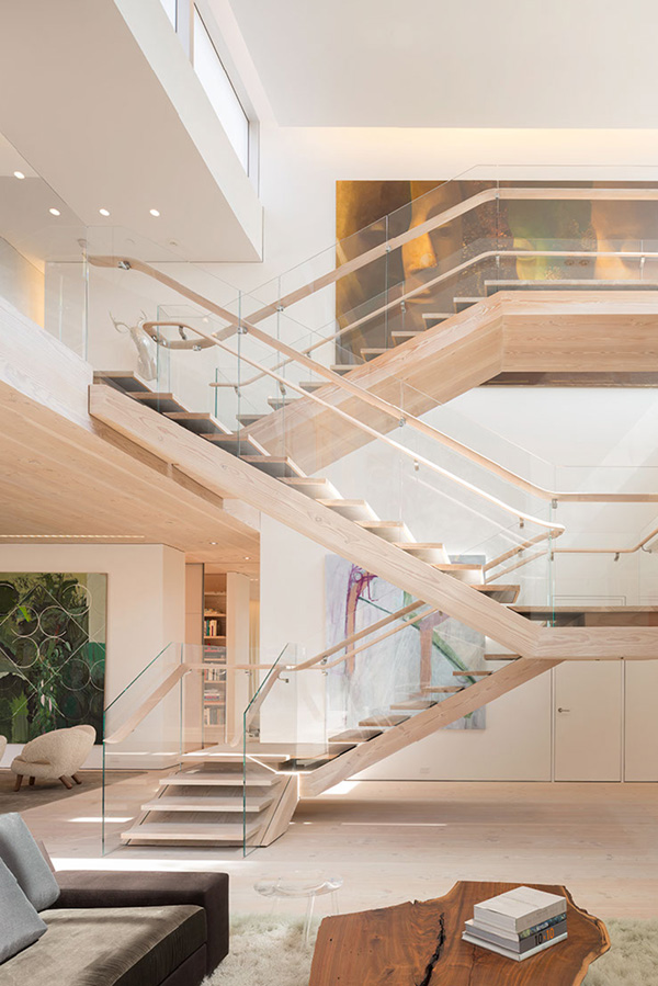 bienenstein concepts projects residential soho loft nyc openstaircase 1