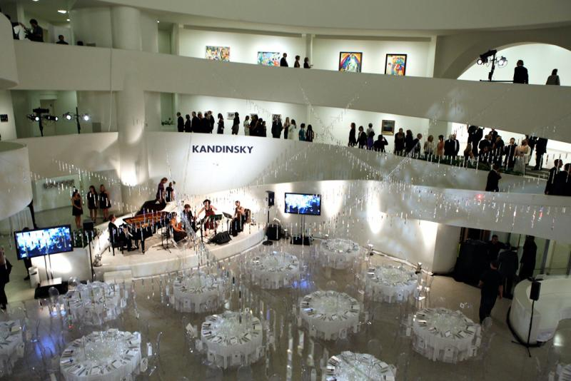 bienenstein concepts projects styling guggenheim museum nyc gala 3